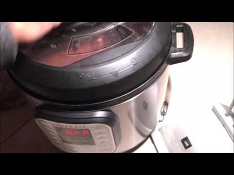 BEGINNER'S GUIDE TO THE INSTANT POT