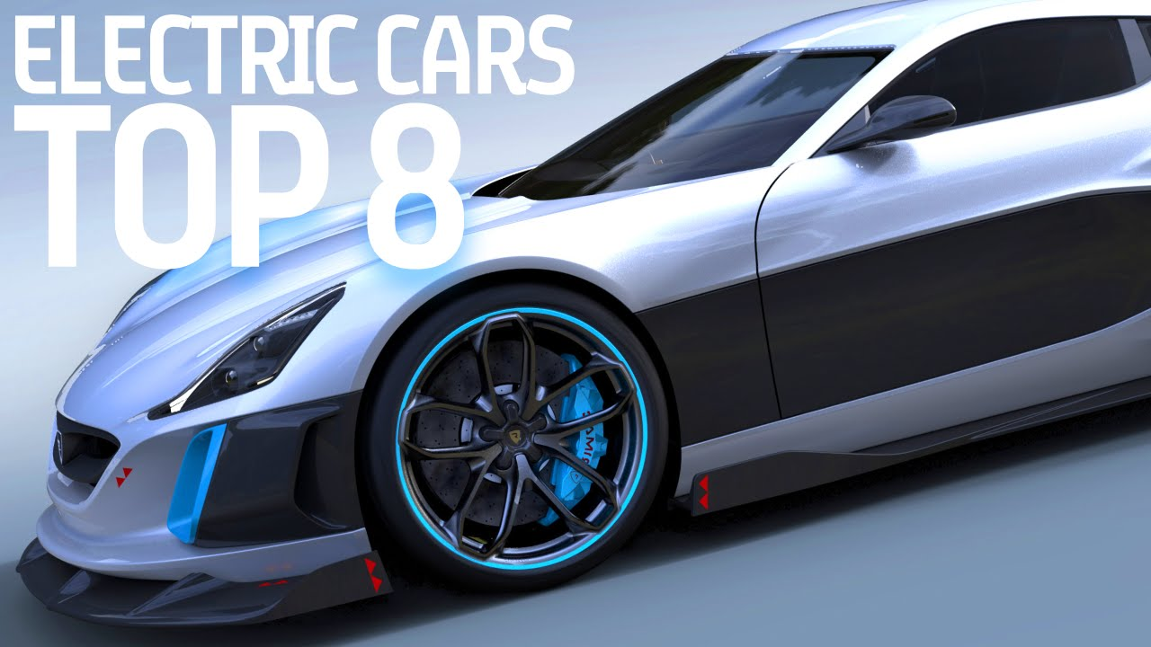 Top Electric Cars From Geneva Motor Show Formula E Youtube