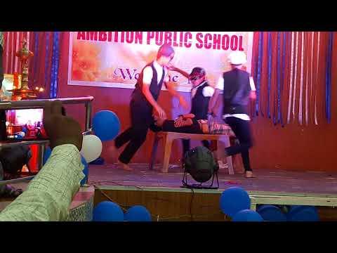 Shivraj and mohit dance