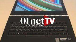 Test du Lenovo Yoga 3 Pro, l'ultrabook qui innove et déçoit en même temps