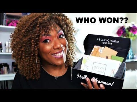 JULY BOXYCHARM BOX WINNER!!! thumbnail