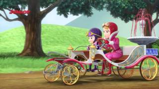 Sofia The First | The Dinwiddie Pedal Race | Disney Junior UK
