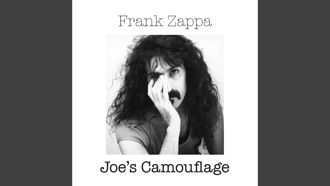 100% quality buy online new high quality Frank Zappa – Any Downers? [Joe's Camouflage] Lyrics ...