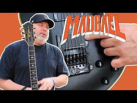 Music NStuff: Gearcheck Mit Gitarrist Brian
