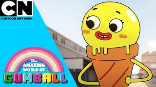 Amazing World of Gumball | Darwin Spreads Joy | Cartoon Network