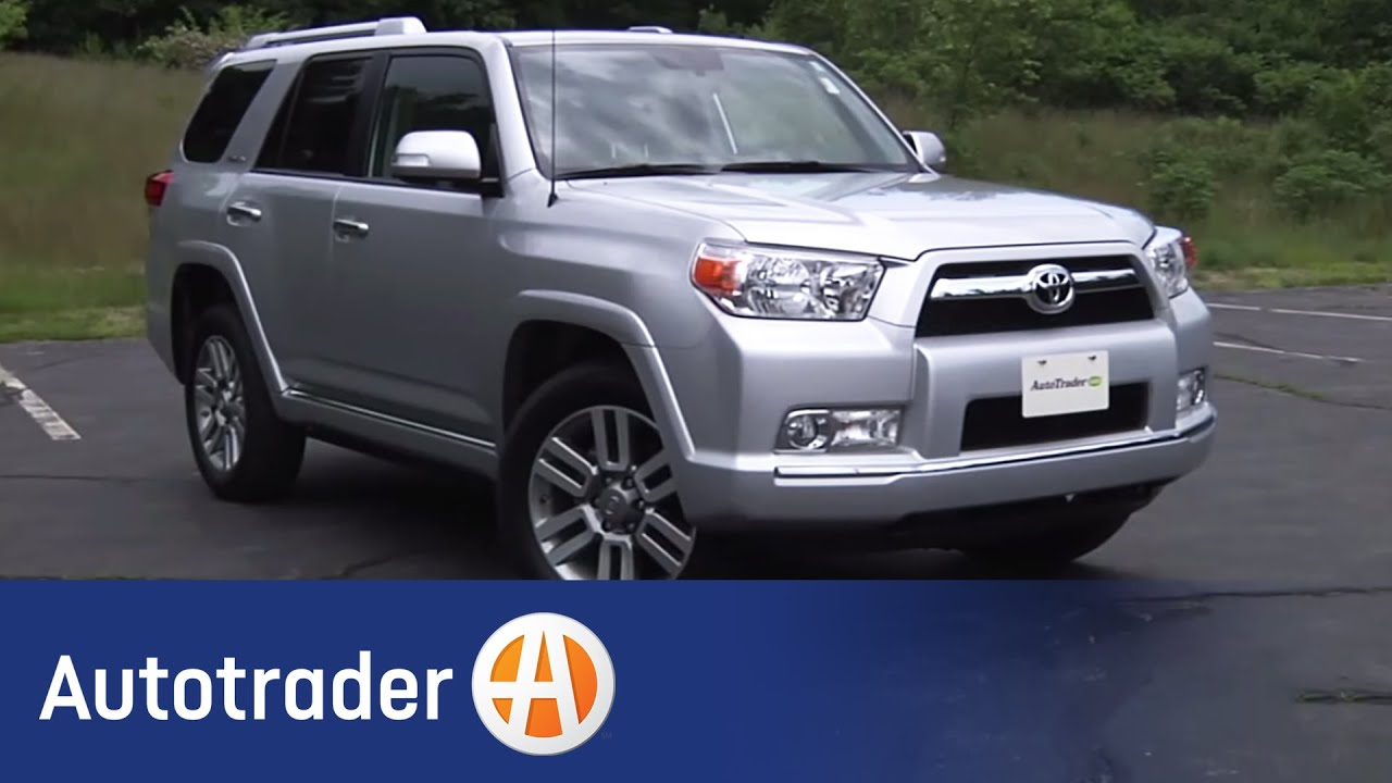 2012 Toyota 4Runner   SUV | New Car Review | AutoTrader   YouTube