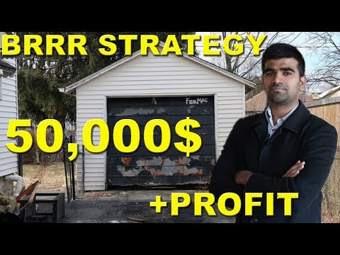 REAL LIFE EXAMPLE BRRRR STRATEGY   REAL ESTATE INVESTING - Windsor Ontario Canada