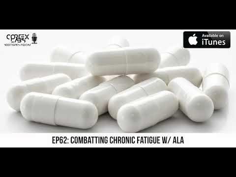Ep62: Combating Chronic Fatigue with Alpha Lipoic Acid