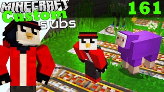Minecraft Customsubs - Am Omorat-o Pe Oaia Milka! [Ep.161]