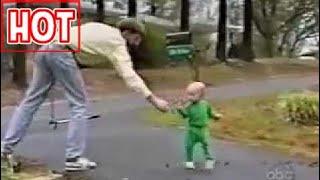 Các pha tai nạn hài hước của trẻ con
