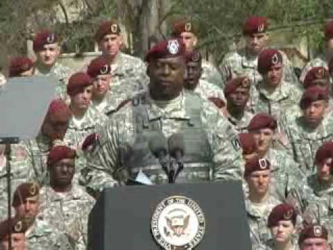 Remarks by Lt. Gen. Lloyd Austin
