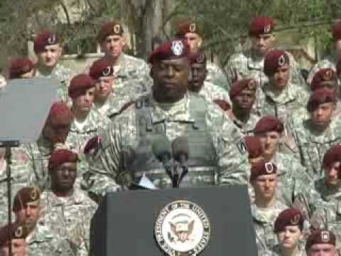 Remarks by Lt. Gen. Lloyd Austin