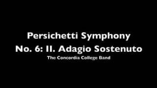 Persichetti Symphony No. 6: II. Adagio Sostenuto