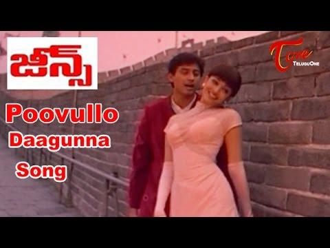 Jeans Movie Songs   Poovullo Daagunna Video Song   Prashanth,Aishwarya Rai