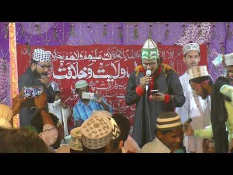 Nadeem  Raza Faizi ( Urs E Mahmoodi Jogiya Sharif Khagaria Bihar )