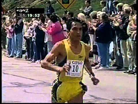 Maratona de Boston - 1999
