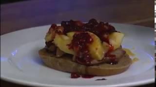 Юлия Высоцкая — Куриная печенка с яблоками