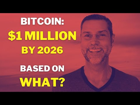 Bitcoin: Million Dollars By 2026. Based on WHAT? - Raoul Pal