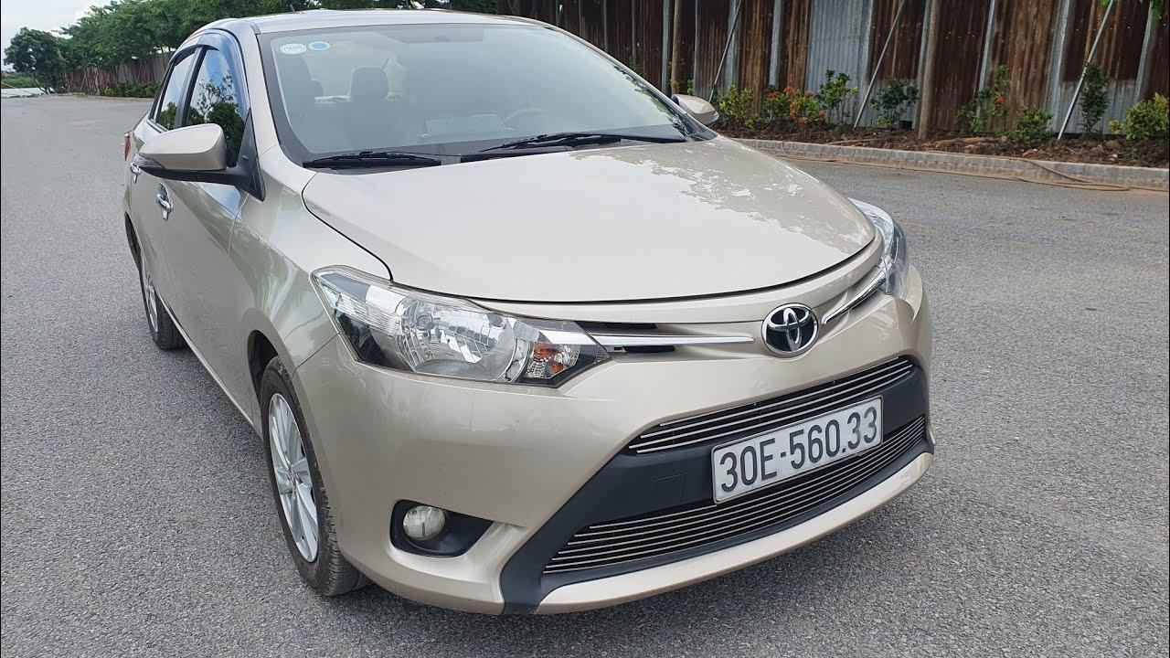 Toyota Vios 2016 máy trắng công nghệ mới, tiết kiệm, sang trọng 0964674331