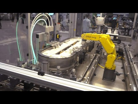 Rockwell Automation Live Demo, LiveWorx 2018