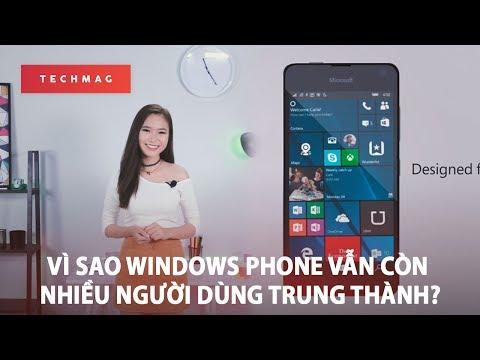 Vì sao Windows Phone vẫn còn nhiều người dùng trung thành?