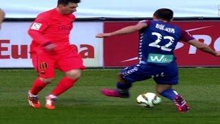 Lionel Messi ● 20 Magical Skills Moves
