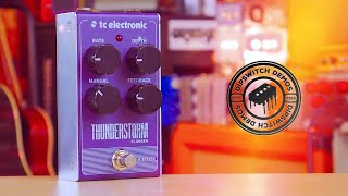 TC Electronic Thunderstorm Flanger (Demo)