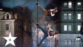 Пол дэнс от Дмитрия Политова и Егора Чуракова - Україна має талант-6 - 5 прямой эфир - 24.05.2014