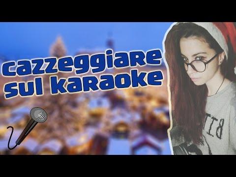 CAZZEGGIARE SU KARAOKE SING