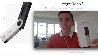 Ledger Nano S Unboxing & Review | The Cheapest & BEST Bitcoin Hardware Wallet On The Market?