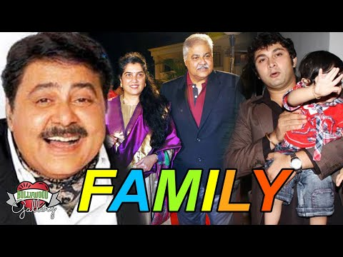 Satish Shah Family With Wife, Brother, Sister, Career and Biography