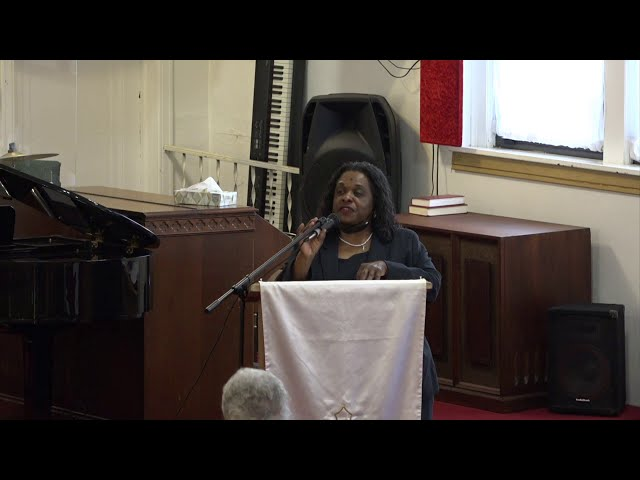 Funeral Services for Marietta Kimble