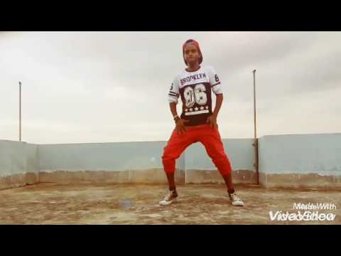 Main hoon hero tera dance crogafy ravi