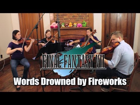 FFVII: Words Drowned by Fireworks (feat. Kristin Naigus)
