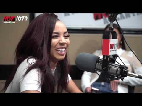 Brittany Renner Dishes on Her Dating Issues, And The Types Of gGuys That Get Her Attention