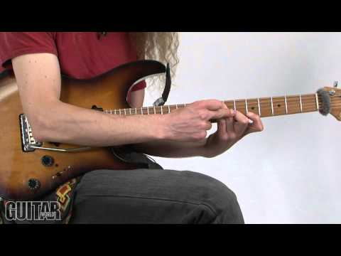 Guthrie Govan - Professor Shred #5 - Part 1