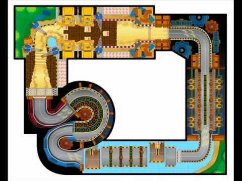 Toad Mario Kart Wii
