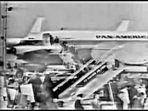 Kennedy arrives at Love Field November 22 1963