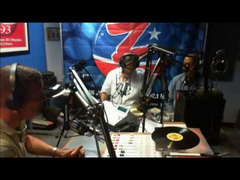 Z93 Live Chats: Willie Rosario