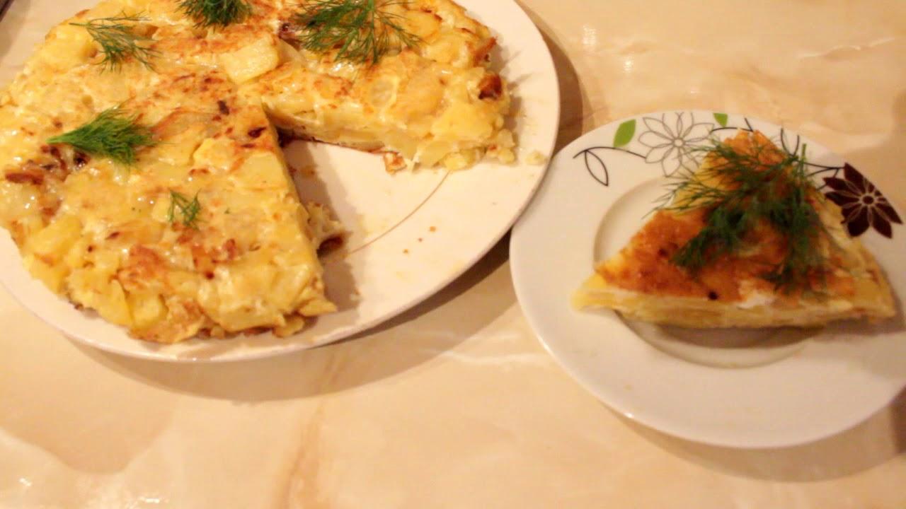 что можно приготовить из макарон и яиц и картошки