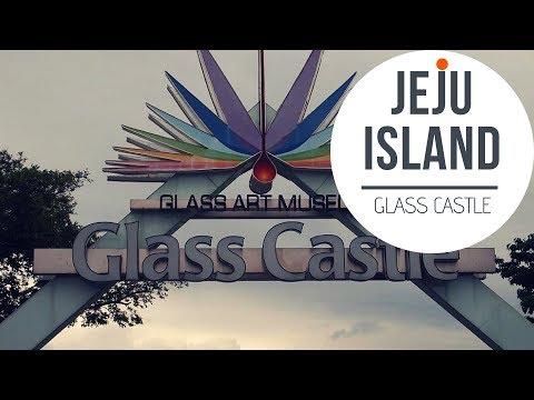 Jeju Island: Awesome Jeju Glass Museum in Jeju