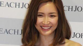 紗栄子、元夫ダルビッシュを祝福 笑顔で「おめでとうございます」 「PEACH JOHN」新ミューズ発表会見2 #Saeko #event 紗栄子 動画 25
