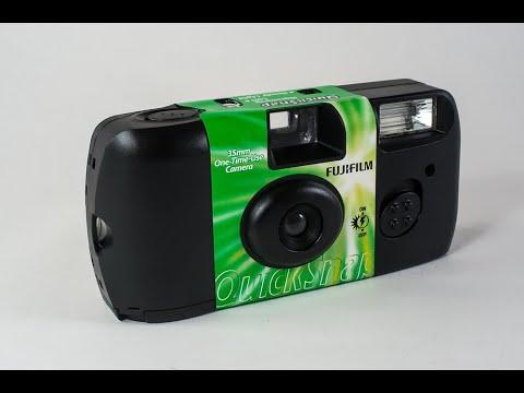 Fujifilm Quicksnap Disposable    $10 Drug Store Camera!
