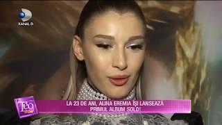 Teo Show (24.10.2017) - Alina Eremia a raspuns cu DA sau NU! Partea IV