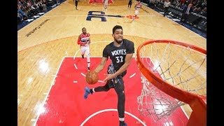 Top 10 Karl-Anthony Towns Poster Dunks | B/R Countdown