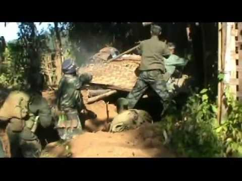 ABSDF & KIA fighting against intruding Myanmar army