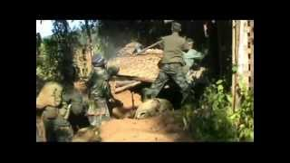 Repeat youtube video ABSDF & KIA fighting against intruding Myanmar army