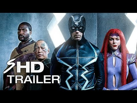Marvel's INHUMANS 2017    1 Anson Mount, Serinda Swan TV series