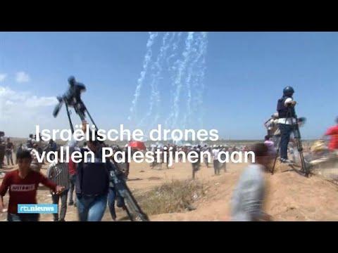 Download Israëlische drones vallen Palestijnen aan - RTL NIEUWS