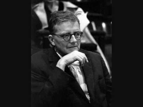 D.Shostakovich Chamber Symphony for String Orchestra Op.110bis 1/3